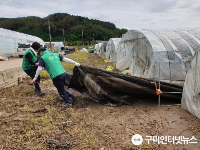 [새마을과]구미시새마을남여지도자 영덕 수해복구 손길 지원3(수해복구지원).jpg