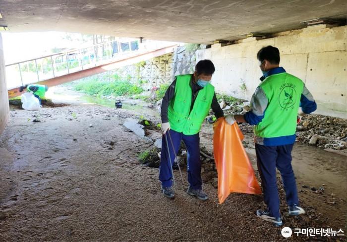 [선산읍]하천을 아름답게! 환경을 청결하게2.jpg