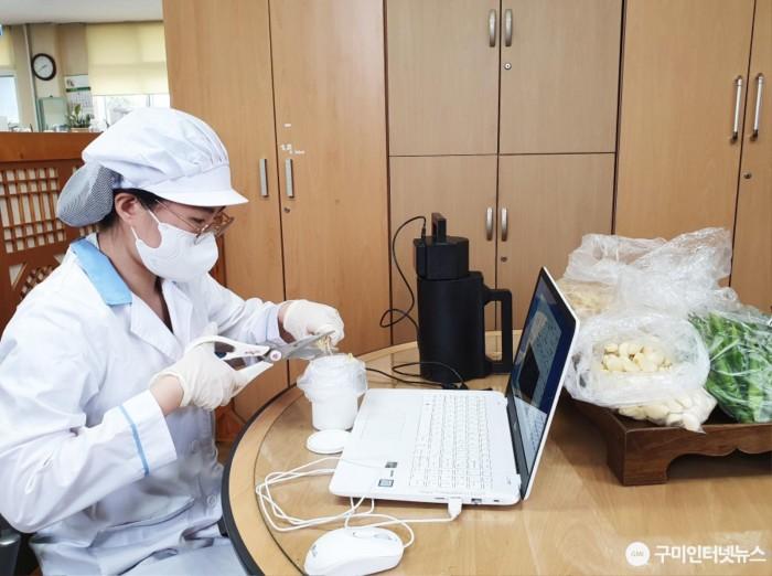[평생교육건강과] 미생물, 방사능 검사 보도자료 사진 1.jpg