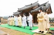 왕산 허위 선생 순국 112주기 추모제.추모식 개최