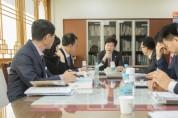 김세환 구미시 신임 부시장, 신속한 시정현안 파악 나서!