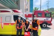 구미소방서, 임산부를 위한 새 생명 탄생 119구급 서비스 시행