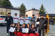구미 형곡중, 제35회 코오롱 구간 마라톤 대회에서 쾌거!