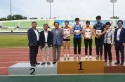 인덕초, 제48회 전국소년체육대회 포환던지기 금메달!