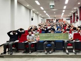금오고, 6.25 참전유공자와 유엔 참전국에 영문 감사편지 보내기 프로젝트!