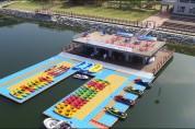 구미낙동강수상레포츠체험센터, 해양레저스포츠 체험교실 운영