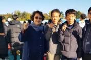 인동초 경북학생체육대회에서 금.은메달 획득!