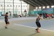 구미교육지원청, 교직원 테니스대회 개최