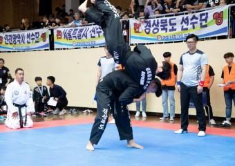 제9회 구미새마을배 전국 합기도대회 개최