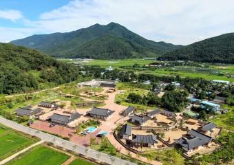구미 신라불교초전지 정보화마을, 전국 유일 명품마을 선정